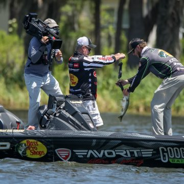 MLF Bass Pro Tour Heads to Lake St. Clair