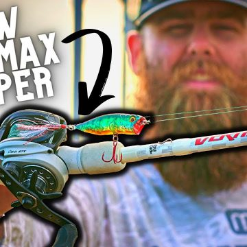 MONSTERBASS Mad Max Delivers Explosive Surface Action