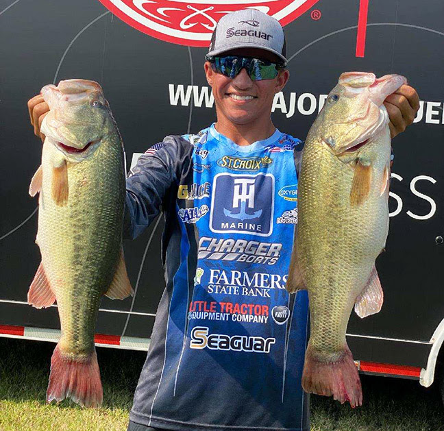 Bass Fishing's Youngest AOY Ever?