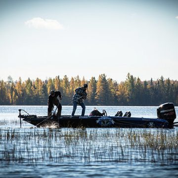 Right Place, Right Time for Fall Muskies