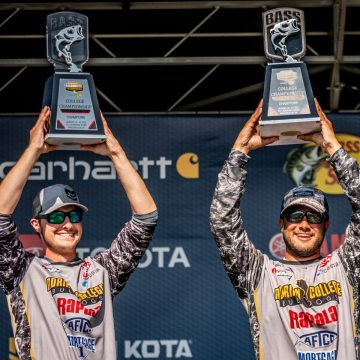 2021 Bassmaster College Classic Bracket Features New Format