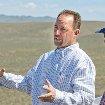 Wasley Elected President of the Association of Fish & Wildlife Agencies