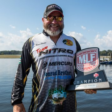 Wooten Wins Toyota Series Event on Potomac River