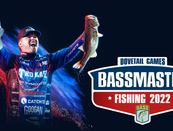 Bassmaster Fishing 2022 Video Game Casts Off