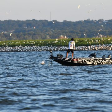 Bassmaster Central Open Set for Oct. 21-23 at Grand Lake