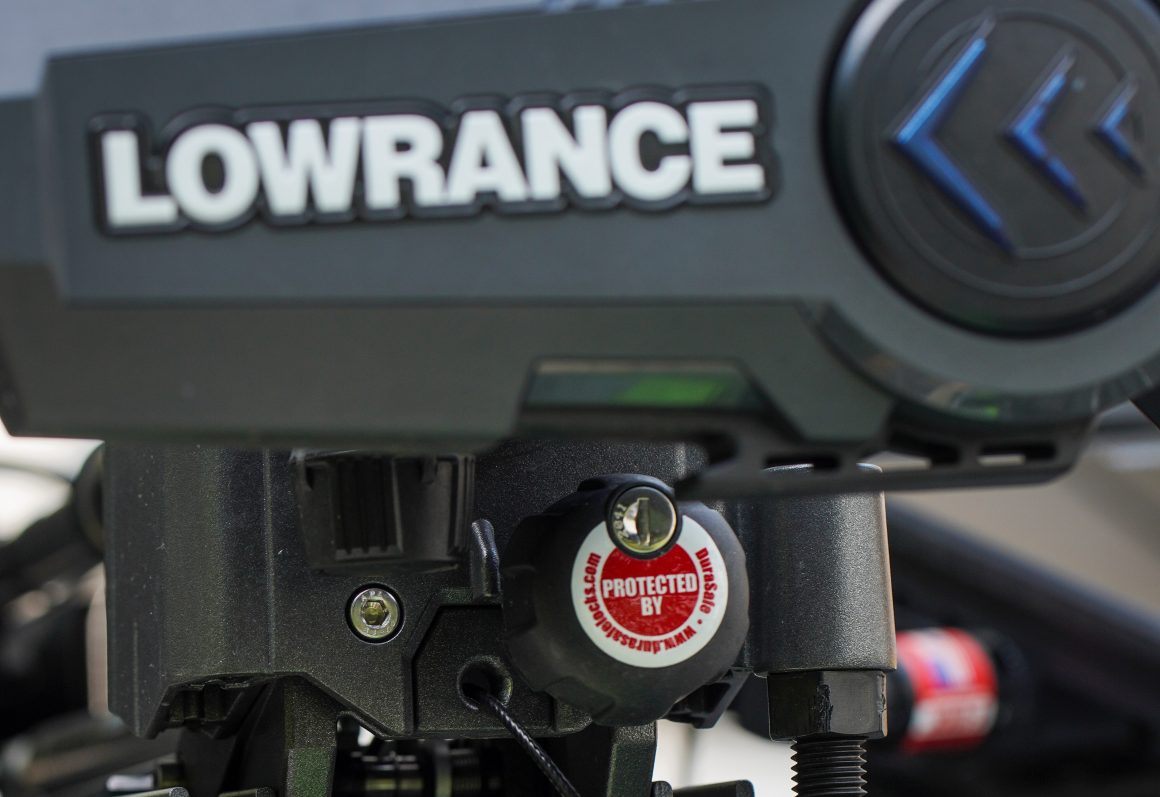 DuraSafe Locks Launches GHOST Lock to Protect for Lowrance GHOST Trolling Motor