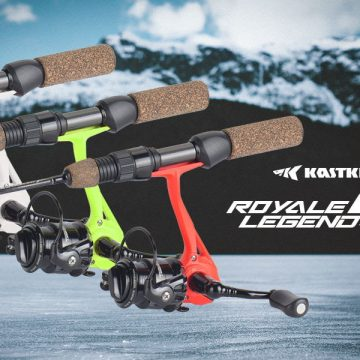 KastKing Now on Ice With New Reel
